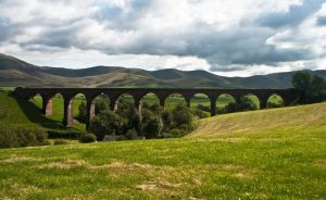 Lowgill Viaduct by CumbriaCam