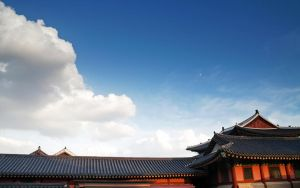Korean Old Palace by cgh30217