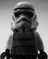 Lego: Lonely Stormtrooper by Jennatrixx