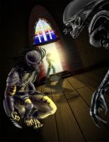 Cleaning Out the Church Pests by chrisbeaver