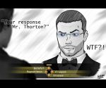 Vocabulary of Alpha Protocol by GeddonDusk
