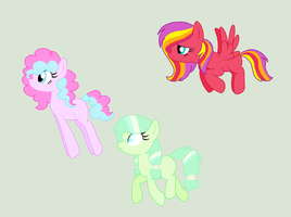 Themed Adopts. [CLOSED] by Pixel-Pony-Adopts