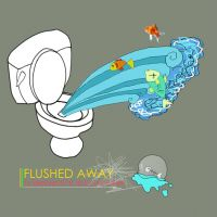 flush away by xindice