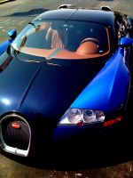 The Veyron - Front by PotatoBeenz