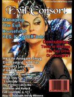 Evil Consort Monthly by Ch4ckSl4sher