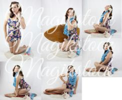 Hawaii Exclusive set 4 by magikstock
