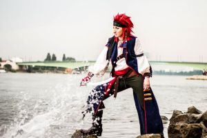 Pirate Axel - KH by RoteMamba