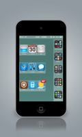 iPod Touch 4th Gen by JDL16