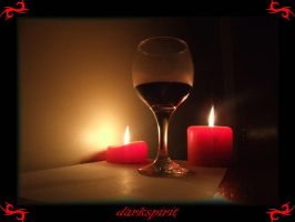 The Wine And Candle by xDarKSPiRiTx