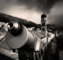 Dubrovnik betwen lenses... by denis2