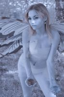 The Spirit Fairy in Infrared by Mac--Photo