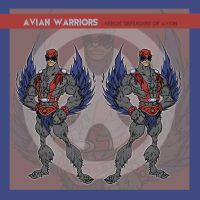 Avion Warriors by thejason10