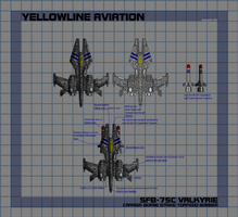 SFB75C Valkyrie by fongsaunder