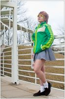 Persona4: Outside Of School by CosplayerWithCamera