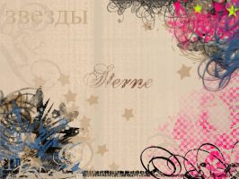 Sterne by anekdamian