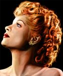 Lucille Ball ''Colourized'' by Canada-Guy-Eh
