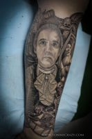 tommicrazy 456 Christopher Lee by tommicrazy