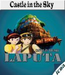 Castle in the Sky icon by TRABLUSKAR