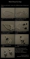 Earrings Tutorial by MariaN95