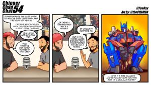 CCC54 - Transformers by theCHAMBA