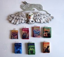 The Harry Potter Collection by MadameMika