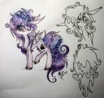 |Contest| DrawingDye new hairstyle by Tala-SS-Ius