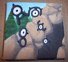 Unown by Zenity