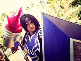 Taric Cosplay by SNTP