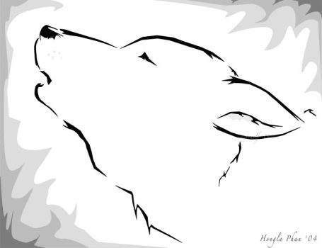 Wolf Design by wytewolf
