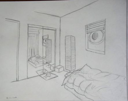 Room Perspective 2006 by The-original-ninja-c
