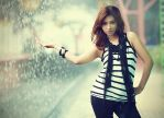 catch the rain by rezaaditya7
