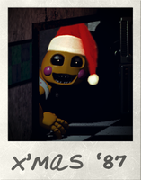 X'Mas '87 - Toy Chica by ThatOneUserFromPH