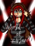 World Of Insanity Cover by rokeke