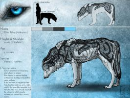 New Kiba Sheet by Khalliys