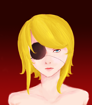 Eyepatch by Ultimatemariolover