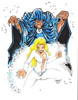 Commission Cloak and Dagger by rantz