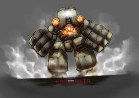 Cherno Alpha by Agitype01