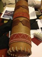 Quiver WIP 2 by BlackRabbitArtisan