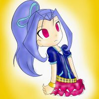 Aleah coloured 1 by MiniAliceSuperstar