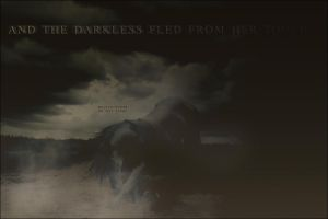 ____darkness fled by Mouliny