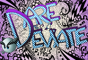 Dare to love deviate by Lele-Chan-ICE