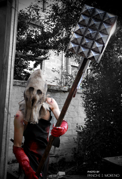 Executioner Majini -  Resident Evil 5 / Cosplay by Abyssmosis