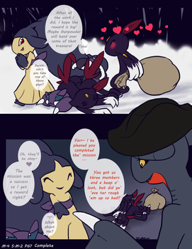 M4-SideMission2-Team Malice Page 7 Complete by S-A-F-R