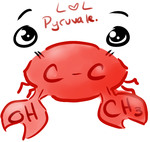 pyruvate crab whaaa by xBadgerclaw