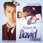 David Tennant PNG Pack by mechulkedi