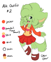 CC's Alt Outfit #2 by FreckledAndSpeckled
