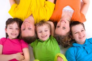 Kids Smiling 8252881 by StockProject1