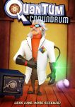 Quantum Conundrum fan poster by ufimcef