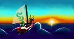 Sail to the Rising Sun by Trydeth