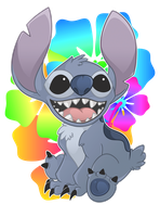Stitch by Arkeresia